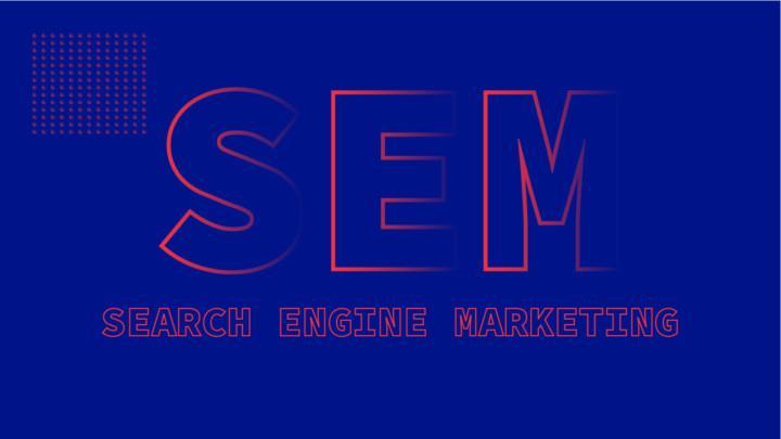 Hakukonemarkkinointi eli SEM